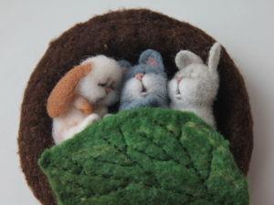 Новые зайчики-сплюшки в моем магазине!. Ярмарка Мастеров - ручная работа, handmade.