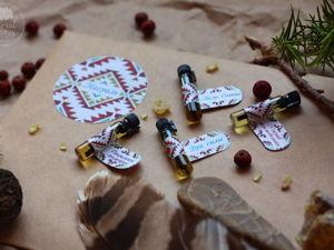 Набор пробников Нагуаль. Ярмарка Мастеров - ручная работа, handmade.