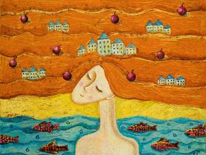 Мечтаю о море. Ярмарка Мастеров - ручная работа, handmade.