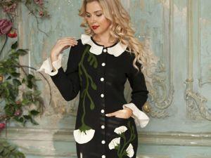 Видео-ролик, платье  «Botanika». Ярмарка Мастеров - ручная работа, handmade.