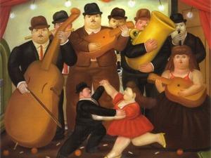 «Самый колумбийский художник» Fernando Botero Angulo и его работы в технике фигуративизма. Ярмарка Мастеров - ручная работа, handmade.
