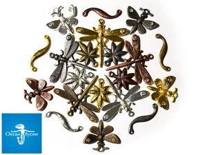 Фурнитура Celt Чехия. Ярмарка Мастеров - ручная работа, handmade.