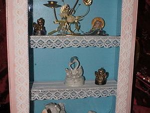 Чемодан-витрина. Ярмарка Мастеров - ручная работа, handmade.