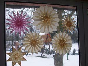 Украшаем окна звездами из бумаги. Ярмарка Мастеров - ручная работа, handmade.