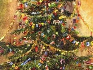 С новым 2021 годом и Рождеством!. Ярмарка Мастеров - ручная работа, handmade.