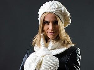 Вяжем удобный шарфик. Ярмарка Мастеров - ручная работа, handmade.