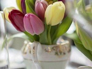 С Праздником Весны!!!. Ярмарка Мастеров - ручная работа, handmade.