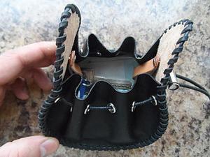 Изготавливаем кошелек-мешочек, ключницу. Ярмарка Мастеров - ручная работа, handmade.