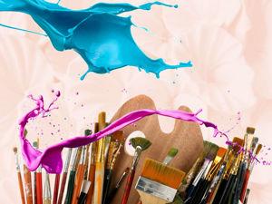 Живопись, как искусство, которое улучшает качество жизни. Ярмарка Мастеров - ручная работа, handmade.