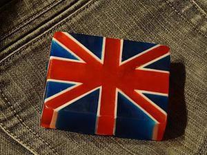 """Видео мастер-класс: делаем мыло """"Британский флаг"""". Ярмарка Мастеров - ручная работа, handmade."""