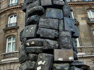 Ода мужским сумкам: 13 необычных скульптур. Ярмарка Мастеров - ручная работа, handmade.