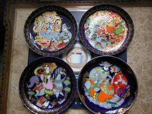 Новинки — коллекционные тарелки  Розенталь. Ярмарка Мастеров - ручная работа, handmade.