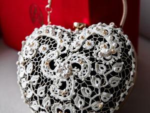 Создаем вместе вечернюю сумочку «Фиона». Ярмарка Мастеров - ручная работа, handmade.