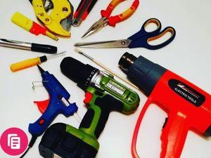 Инструменты для изготовления светильников. Ярмарка Мастеров - ручная работа, handmade.