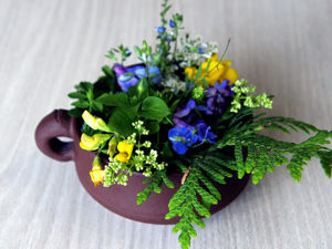 Зельеварное лето в маленькой чашке 6. Ярмарка Мастеров - ручная работа, handmade.