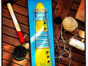 Мастерим декоративный маяк. Ярмарка Мастеров - ручная работа, handmade.