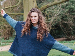 Укороченные вязаные свитера и кардиганы  «Кроп-кроп»  тренд сезона. Ярмарка Мастеров - ручная работа, handmade.