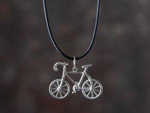 Украшения для велосипедистов. Ярмарка Мастеров - ручная работа, handmade.