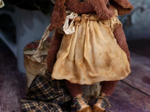 Небольшой фотосет тедди слоника из коллекции Meine Damen und Herren. Ярмарка Мастеров - ручная работа, handmade.
