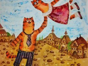 С Днём котиков !. Ярмарка Мастеров - ручная работа, handmade.