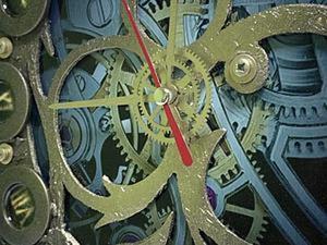 "Мастер-класс: стимпанк часы ""Mechanical"". Ярмарка Мастеров - ручная работа, handmade."