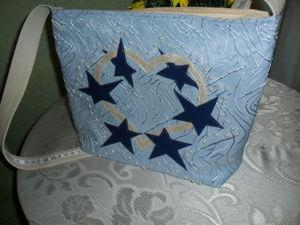 Как легко и быстро сшить сумку для Снегурочки. Ярмарка Мастеров - ручная работа, handmade.