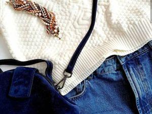 Любите джинсы?. Ярмарка Мастеров - ручная работа, handmade.