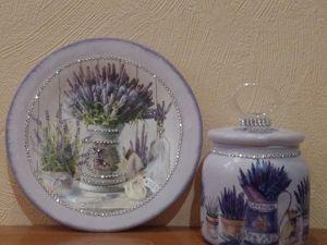 Новинки-посуда в Стиле Прованс. Ярмарка Мастеров - ручная работа, handmade.