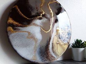 Resin Art. Ярмарка Мастеров - ручная работа, handmade.