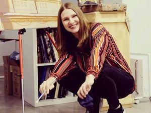 Юная и жизнелюбивая художница Шапкина Ксения. Ярмарка Мастеров - ручная работа, handmade.