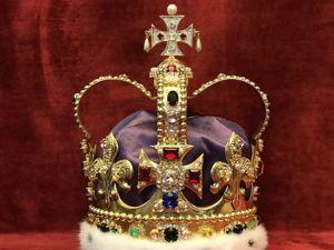 Корона святого Эдгарда. Ярмарка Мастеров - ручная работа, handmade.
