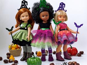 Кукольные аксессуары для Хэллоуина. Ярмарка Мастеров - ручная работа, handmade.