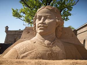 В Санкт-Петербурге открылся Фестиваль песчаных скульптур. Ярмарка Мастеров - ручная работа, handmade.
