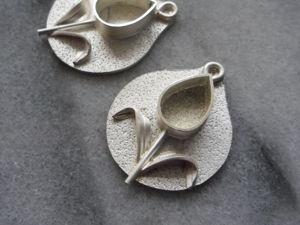 Скоро новые серьги. Ярмарка Мастеров - ручная работа, handmade.