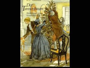 Иллюстрации к сказке  «Ель»  Г.Х.Андерсена. Ярмарка Мастеров - ручная работа, handmade.