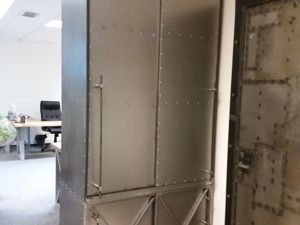 Дизайнерская мебель из металла. Шкафы в индустриальном стиле. Ярмарка Мастеров - ручная работа, handmade.