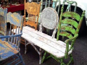 Remake or Burn? A New Life of Old Furniture. Livemaster - hecho a mano - handmade.