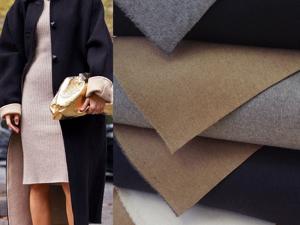 Пальтовый двухслойный двусторонний кашемир. Ярмарка Мастеров - ручная работа, handmade.