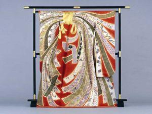Техника росписи Юдзен — роскошь, созданная кистью. Ярмарка Мастеров - ручная работа, handmade.