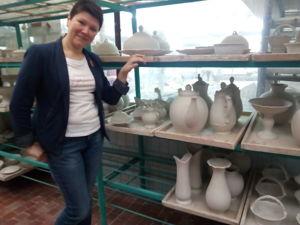 Семикоракорская керамика — экскурсия на фабрику. Ярмарка Мастеров - ручная работа, handmade.
