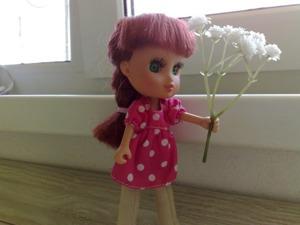 Вторая жизнь куклы Даши. Ярмарка Мастеров - ручная работа, handmade.