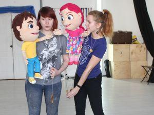 Развитие детей при помощи кукольного театра. Ярмарка Мастеров - ручная работа, handmade.