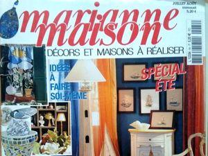 Marianne Maison, Июль/август 2006 г. Содержание. Ярмарка Мастеров - ручная работа, handmade.