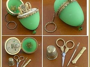 Старинные инструменты для рукоделия — невероятные произведения искусства. Ярмарка Мастеров - ручная работа, handmade.
