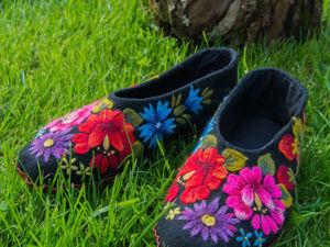 «Как я провела это лето», или Остров Муху и его прекрасные вышивки. Ярмарка Мастеров - ручная работа, handmade.