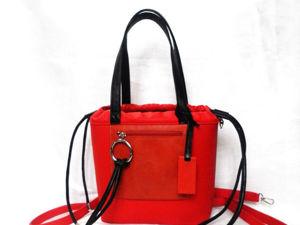 Акция- распродажа сумок и рюкзаков из натуральной кожи!. Ярмарка Мастеров - ручная работа, handmade.
