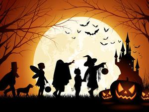 Какой он, Хеллоуин?. Ярмарка Мастеров - ручная работа, handmade.