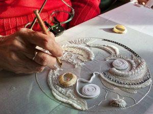 История люневильской вышивки. Часть 1. Ярмарка Мастеров - ручная работа, handmade.