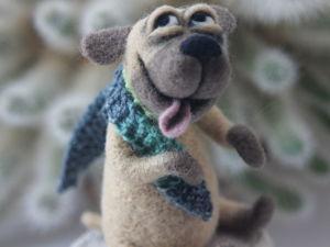 Новый собакен в моем магазине!. Ярмарка Мастеров - ручная работа, handmade.