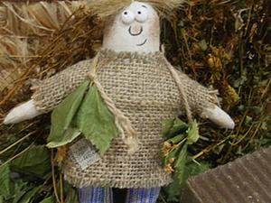 """Шьем ароматизированную куклу-оберег """"Банник"""". Ярмарка Мастеров - ручная работа, handmade."""